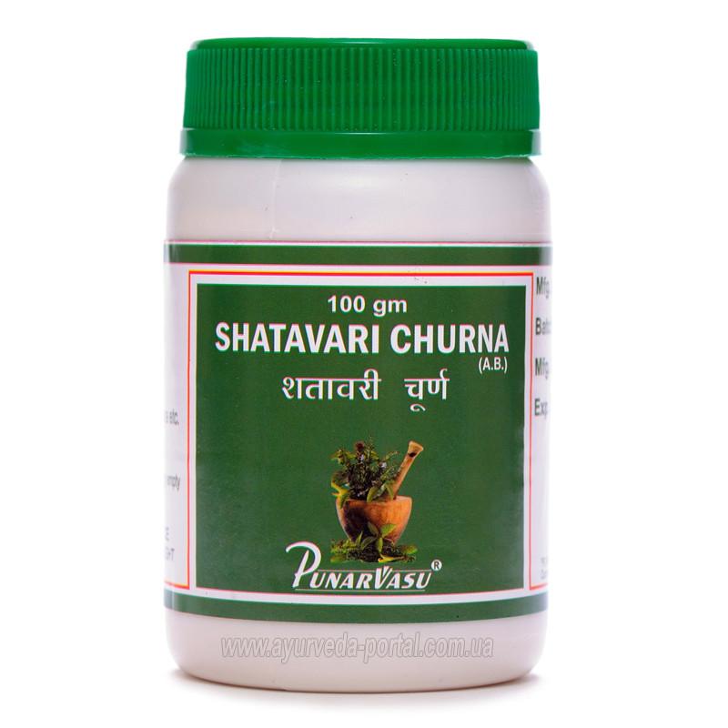 Шатавари чурна / Shatavari churna - гормональна система, омолодження, нормалізація циклу, підвищена