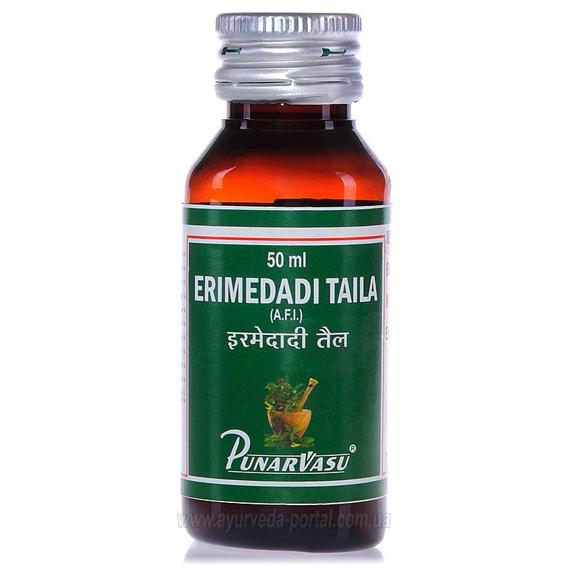 Иримедади таїв / Erimedadi taila - зубний біль, запалення ясен, карієс, пародонтоз - Пунарвасу - 50 мл