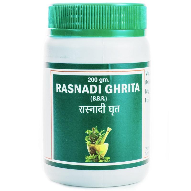 Раснади гріті / Rasnadi ghrita - біль у суглобах, артрит, ревматизм, слабкість - Пунарвасу - 200 гр
