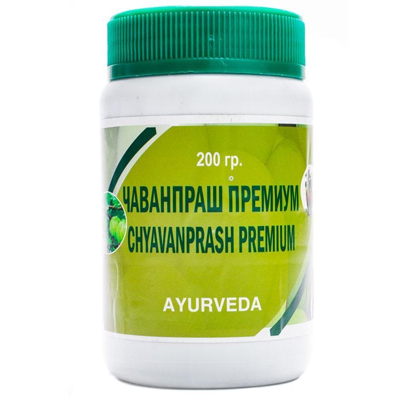 Чаванпраш преміум / Chyawanprash premium - імуномодулятор - Пунарвасу - 200 гр