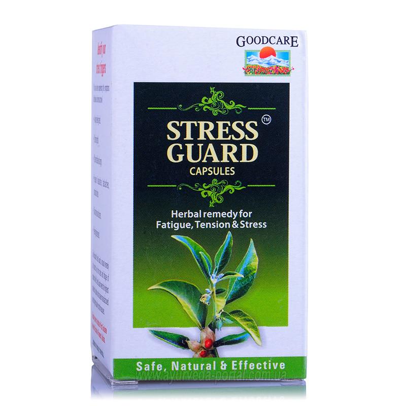 Стрессгард / Stress Guard - заспокоєння нервової системи - Бадьянатх - 60 капсул