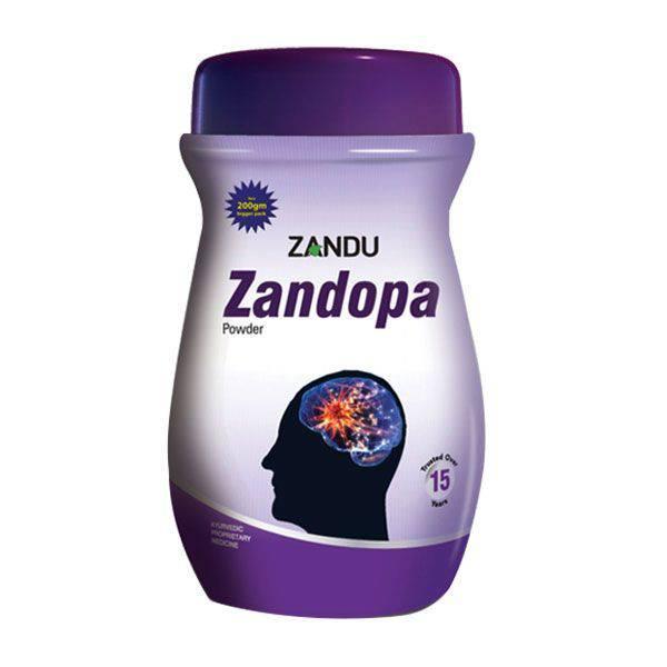 Зандопа / Zandopa - улучшение мозговой деятельности - Занду - 200 гр.
