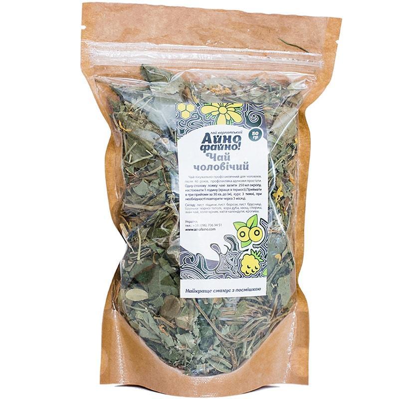 Чай чоловічий - Айно файно - 50 гр