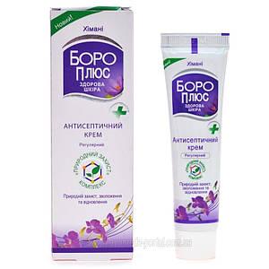 Крем «Боро Плюс» фиолетовый антисептический - Хималая - 40 гр