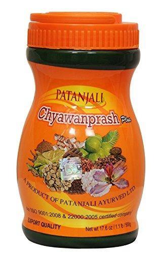 Чаванпраш плюс / Chyawanprash Plus - Патанжали - 500 гр