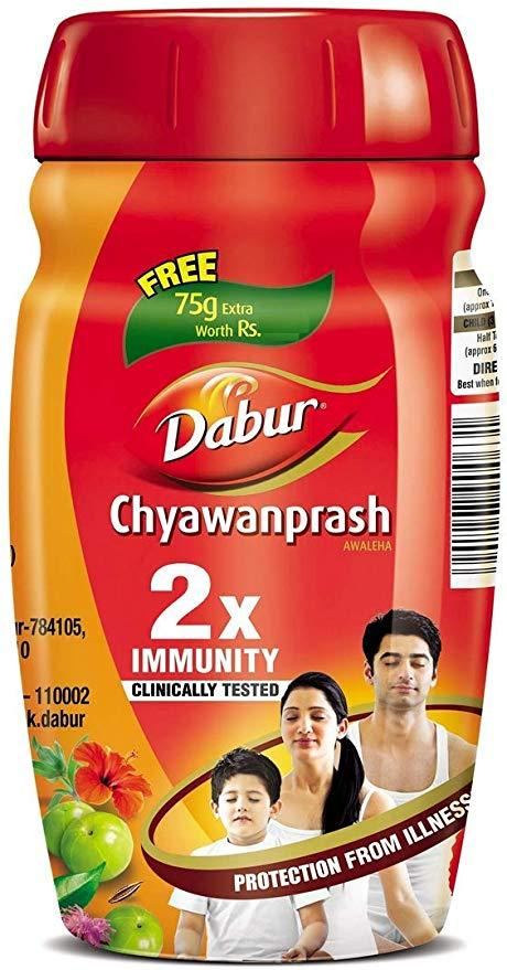 Чаванпраш - Двойной иммунитет / Double Immunity - Дабур - 1 кг