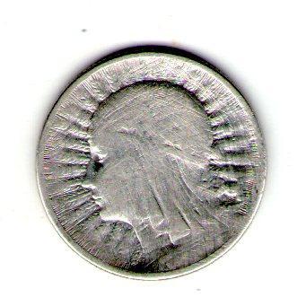 Польша 2 злотых 1932 год серебро Ядвига №247