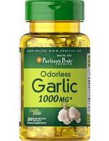 Витаминно-минеральный комплекс Puritan's Pride Garlic 1000 мг (100 капс)