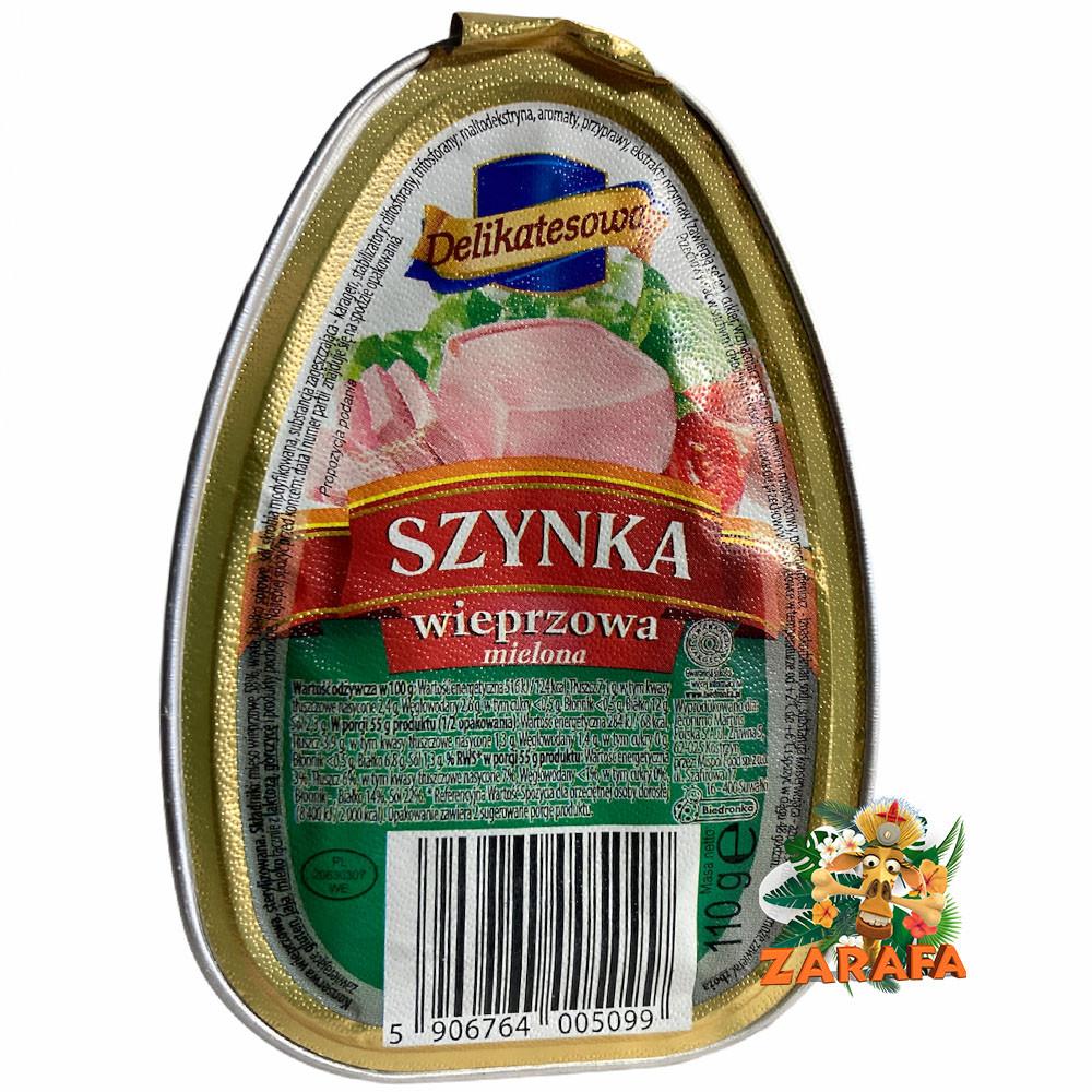 Ветчина из свинины Shinka drobiowa Delikatesowa