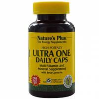 Ежедневные Витамины Natures Plus Ultra One Daily Caps (60 желевых капсул)