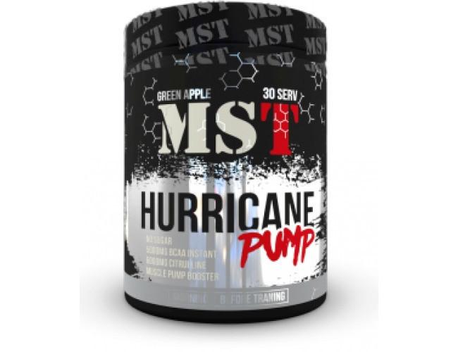 Предтренировочный комплекс MST Nutrition Hurricane Pump (30 порц.) (300 г)