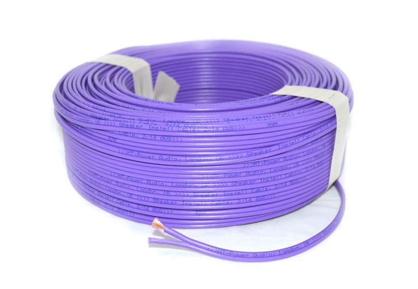 Акустический кабель MT-Power Speaker Install Cable 2-18 AWG 2x1 mm2