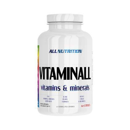 Витамины и минералы All Nutrition VitaminALL Vitamins and Minerals (60 капс)