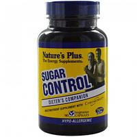 Блокатор Сахара Natures Plus Sugar Control (60 желевых капсул)