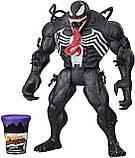 Большая фигурка Веном 30 см со слизью Venom Ooze Figure with Ooze-Slinging Action, Hasbro Оригинал из США, фото 2