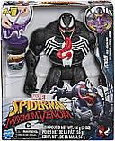 Большая фигурка Веном 30 см со слизью Venom Ooze Figure with Ooze-Slinging Action, Hasbro Оригинал из США, фото 7