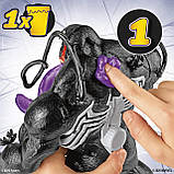 Большая фигурка Веном 30 см со слизью Venom Ooze Figure with Ooze-Slinging Action, Hasbro Оригинал из США, фото 3