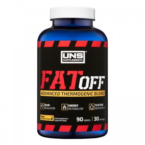 Жиросжигатель UNS Fat Off (90 таб)