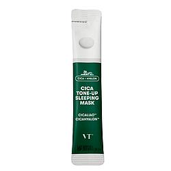 Ночная осветляющая маска для лица VT Cosmetics Cica Tone-Up Sleeping Mask