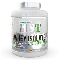 Протеины MST Whey Protein + Isolate (2100 г)