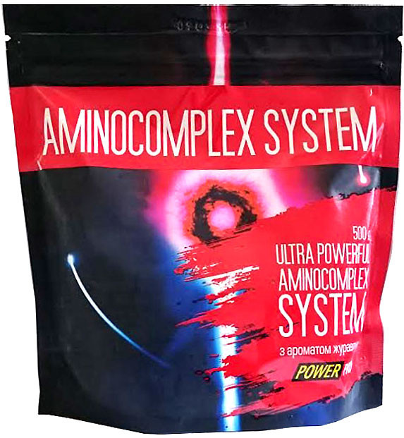 Аминокислоты Power Pro AminoComplex System (500 г)