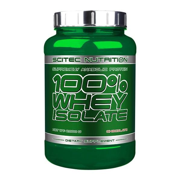 Протеин Scitec Nutrition Whey Isolate (2 кг)