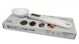 Мерная ложка-весы Digital Spoon Scale электронная цифровая до 500г 9466