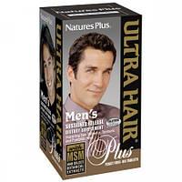 Комплекс для Роста Оздоровления Волос для Мужчин Natures Plus Men's Ultra Hair (60 таблеток)