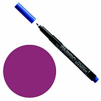Маркер для светлых тканей, односторонний, 2мм, Маджента, # 522, Fine point, Marvy
