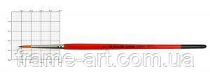 Синтетика круглая Carrot 1097R №0 к.р.кисть KOLOS