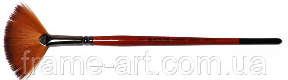 Синтетика веерная Carrot 1097FN №2 к.р.кисть KOLOS