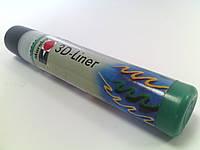 Контур Marabu 180309667 обьемный 25мл зеленый насыщенный