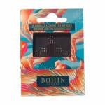 05601 Needles Book Ассорти (20шт) Набор игл для шитья Bohin (Франция)