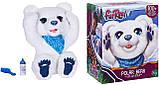Полярный белый мишка интерактивный FurReal Friends Cubby The Curious Bear, фото 4