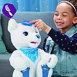 Полярный белый мишка интерактивный FurReal Friends Cubby The Curious Bear, фото 3