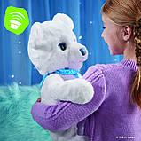 Полярный белый мишка интерактивный FurReal Friends Cubby The Curious Bear, фото 6