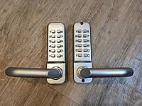Кодовый замок Lockod для калитки, ПВХ м-пл дверей, деревянных, любых дверей калиток ворот