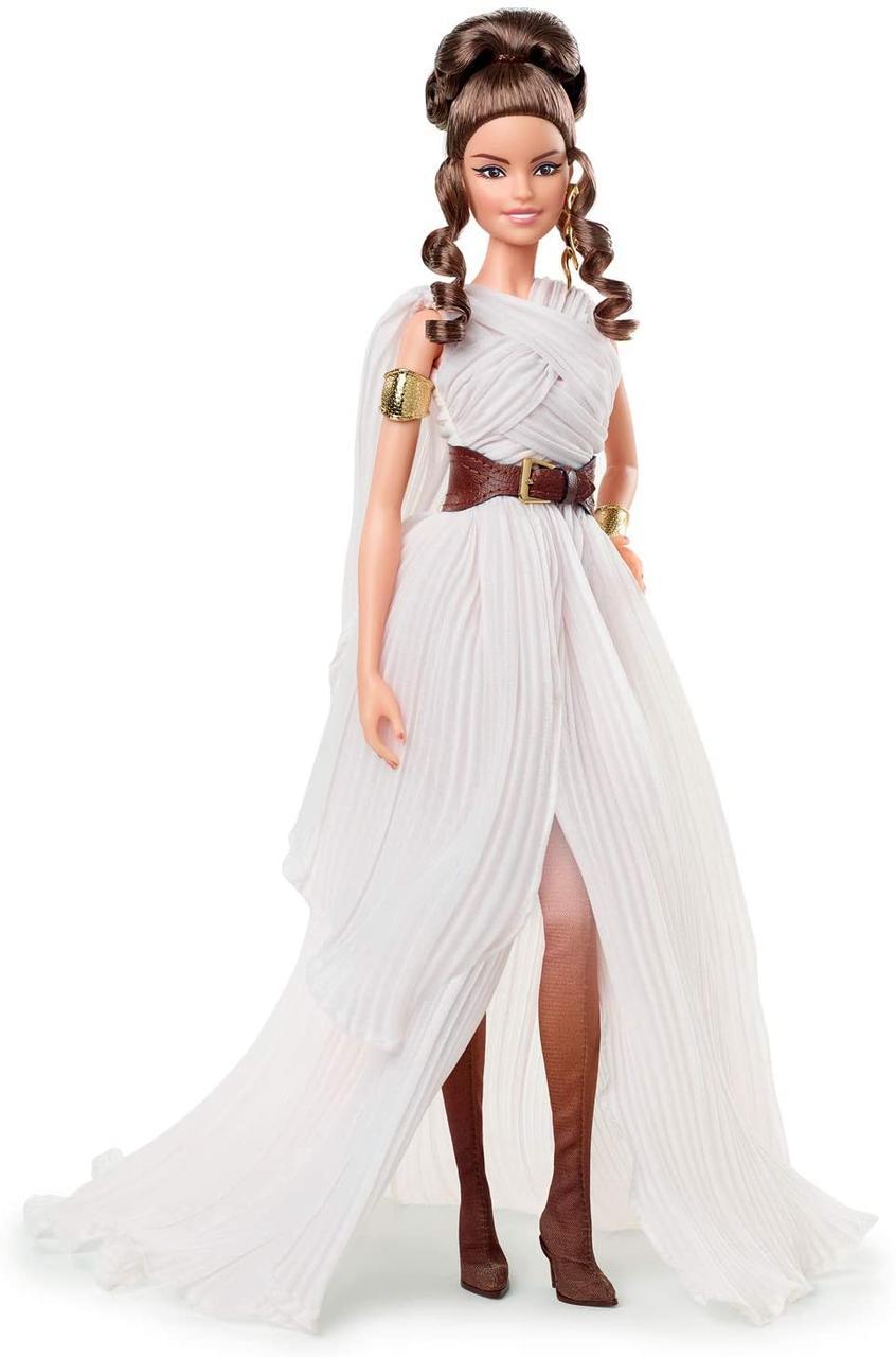 Кукла Рей Скайуокер Звездные Войны Barbie Collector Star Wars Rey