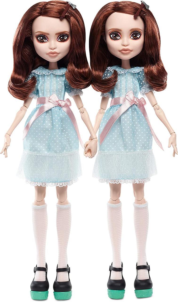 Куклы Монстер Хай сестры близняшки Грейди 2020 Monster High The Shining Grady Twins Collector Doll 2-Pack
