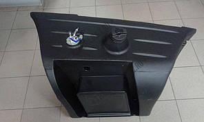 Бак паливний, пластиковий 128 / E5189 для JCB 3CX, 3CX Super, 4CX