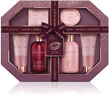 Подарочный набор косметики для ванной Baylis & Harding Cranberry Martini Ultimate Bathing Giftset