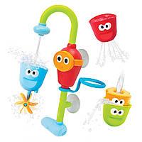 Игрушка для ванной Yookidoo Душ-водопад Разноцветный (40116 )