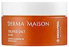 Гоммаж с экстрактом трюфеля и морской солью Medi-Peel Derma Maison Truffle Salt Scrub 220 мл, фото 2