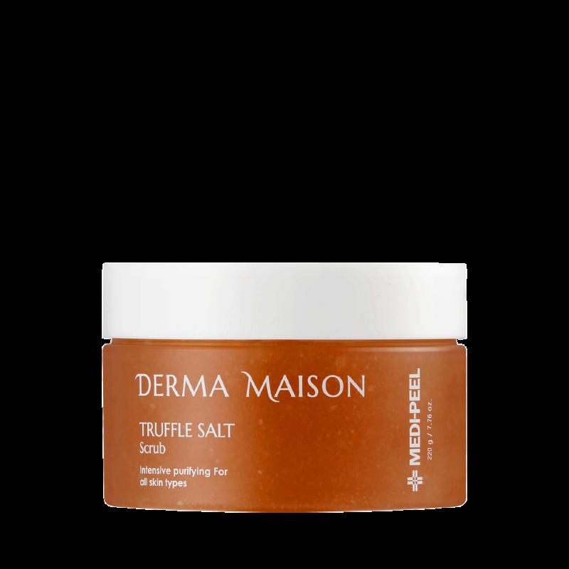 Гоммаж с экстрактом трюфеля и морской солью Medi-Peel Derma Maison Truffle Salt Scrub 220 мл