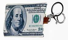100 баксов - ключница