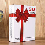 3D Светильник Маска Железного человека 13-5, фото 3