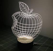 Apple: Оптический обман, превращающий 2D светильник в 3D (md9040) 647212999