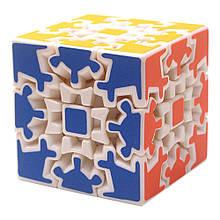 Кубик Рубика 3х3х3 на шарнирах белый (блистер) 979814172
