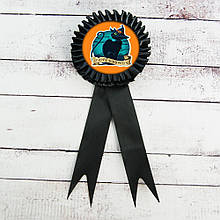 Аксессуар Хэллоуин Черная кошка 1053734285