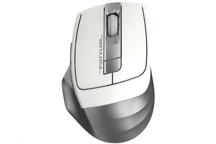 Мышь A4Tech FG35 Silver USB